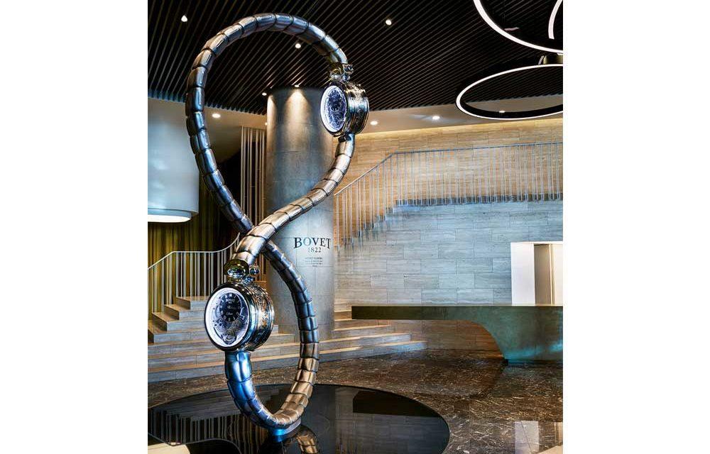 El Bovet de la Torre Asterium es premiado con el A Design Award.