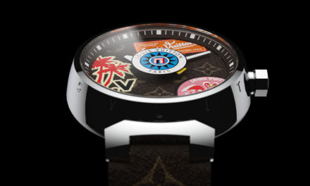 Louis Vuitton Tambour World Tour