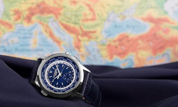 Patek Philippe 5930G: Las horas del mundo