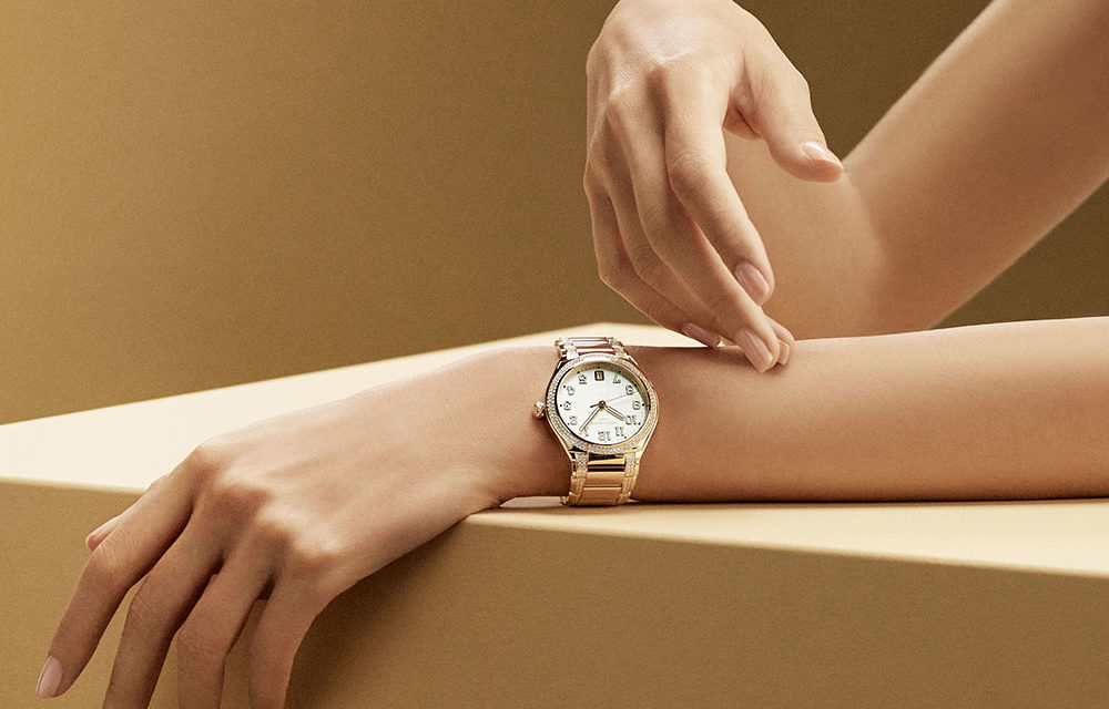 Patek Philippe lanza una nueva colección femenina: Twenty-4 Automatic