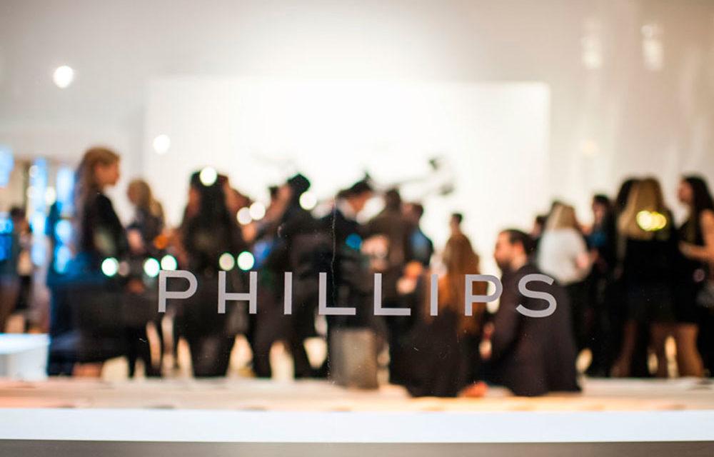 Philipps: Resultados de The Eight Auction