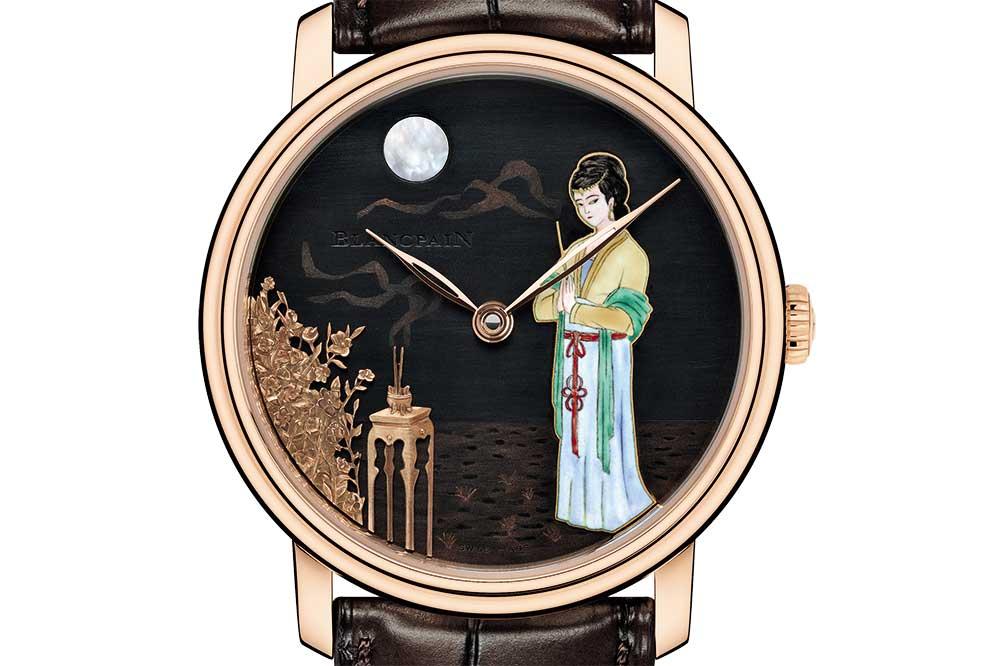 Blancpain Great Beauties, homenaje a Diao Chan