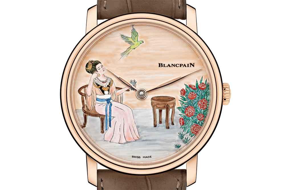 Blancpain Great Beauties, homenaje a Yang Guifei