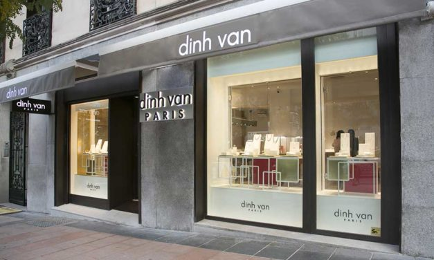Dinh Van, estilo chic parisino en Madrid
