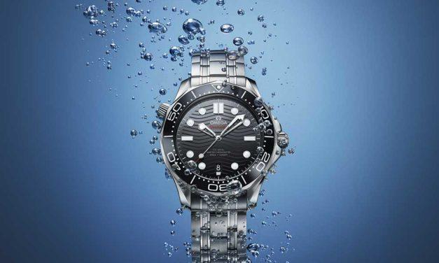 El OMEGA Seamaster Diver 300M cumple 25 años en el mar