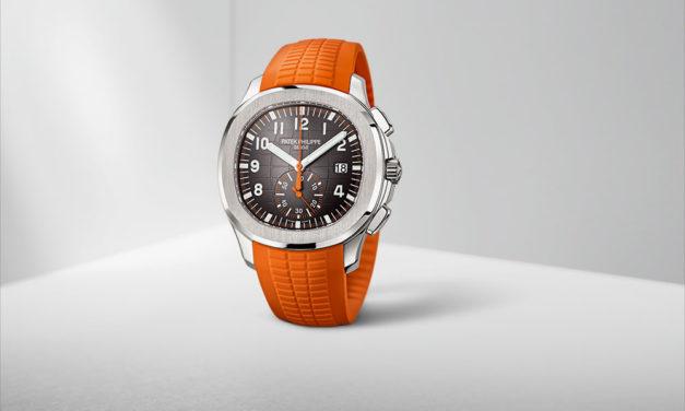 Patek Philippe Aquanaut Ref. 5968A, el tiempo contemporáneo
