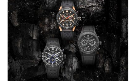 TAG Heuer Carrera se suma a la Carbon Collection