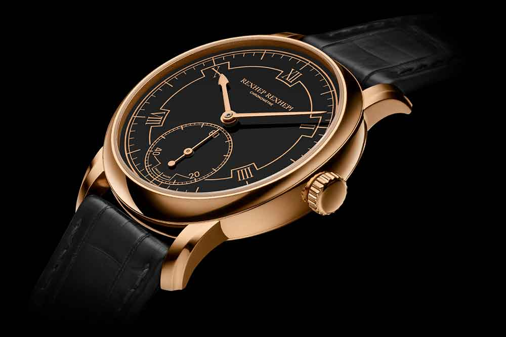 Akrivia Chronometre Contemporain