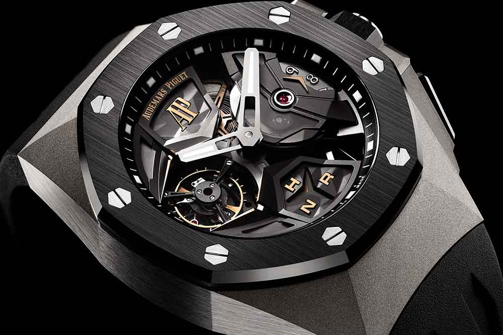 Audemars Piguet Royal Oak Concept Tourbillon Volante GMT