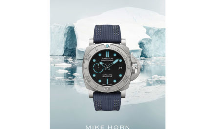 SIHH 2019: Panerai Submersible Mike Horn Edition