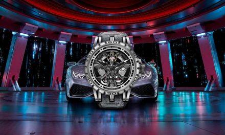 SIHH 2019: Roger Dubuis Excalibur Huracan