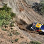 Rebellion, cronometrador oficial del Rally Dakar.