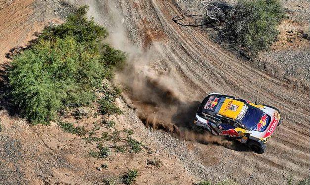 Rebellion, cronometrador oficial del Rally Dakar.