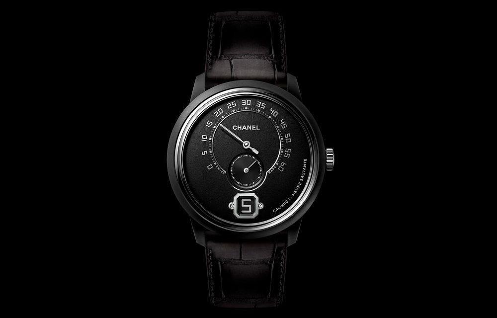 Chanel Monsieur Edición Negra