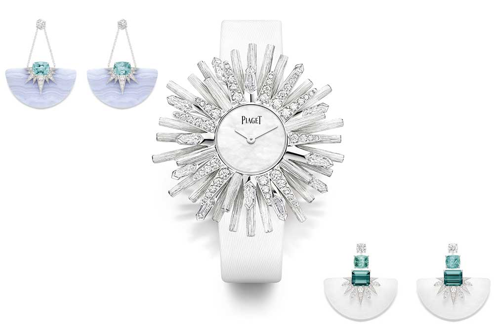 Piaget Sunlight Escape Part II Warming Lights, línea White Sun
