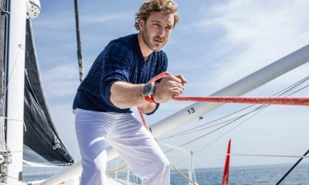 Pierre Casiraghi, colaborador de Richard Mille