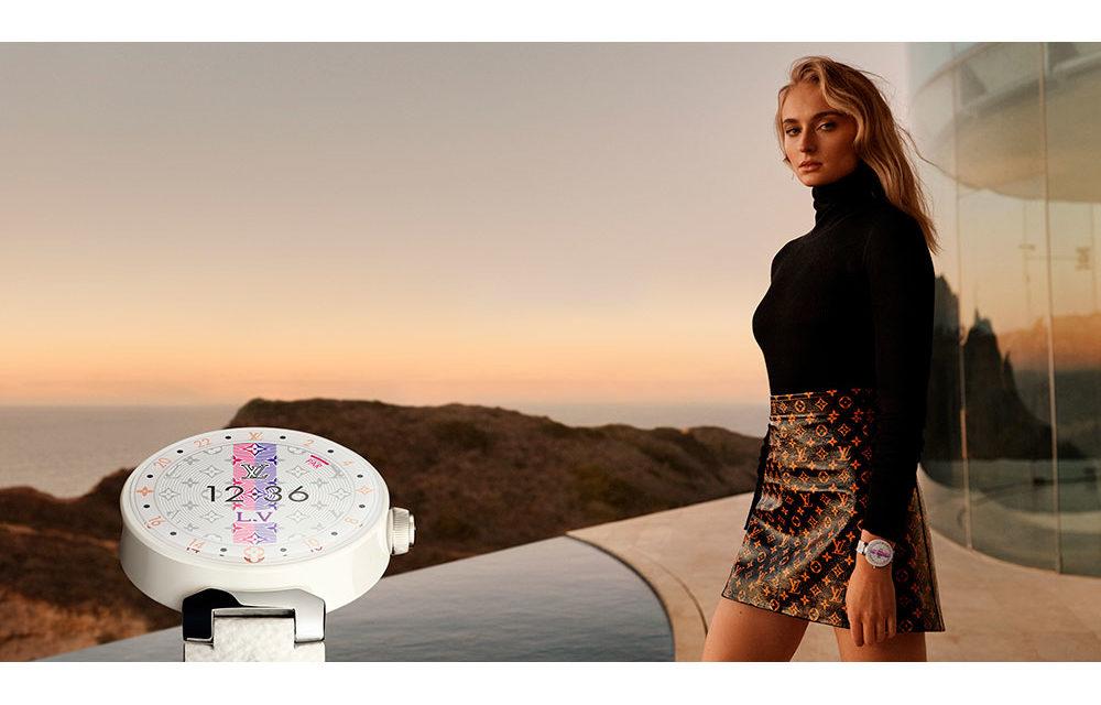 Louis Vuitton Tambour Horizon: nuevas funciones y nuevos materiales