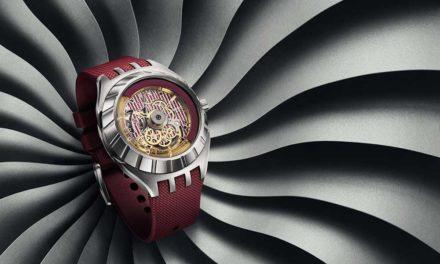 Swatch Flymagic revoluciona la relojería  con su espiral paramagnética