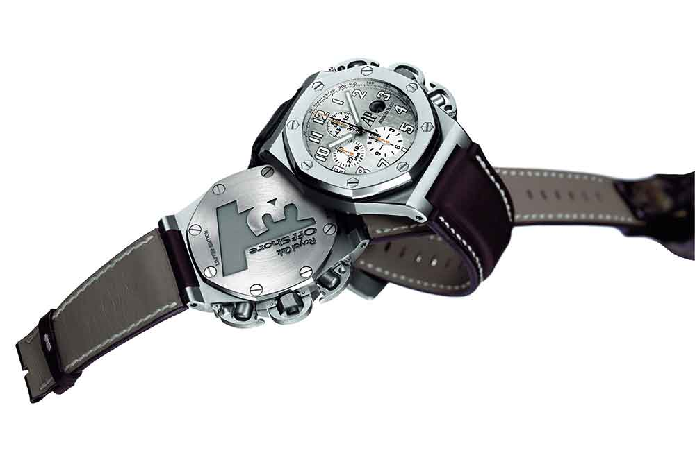 Audemars Piguet Royal Oak Offshore en titanio (2003)