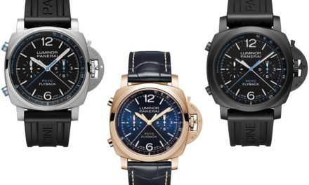 Officine Panerai Luminor Yachts Challenge, tributo al mar