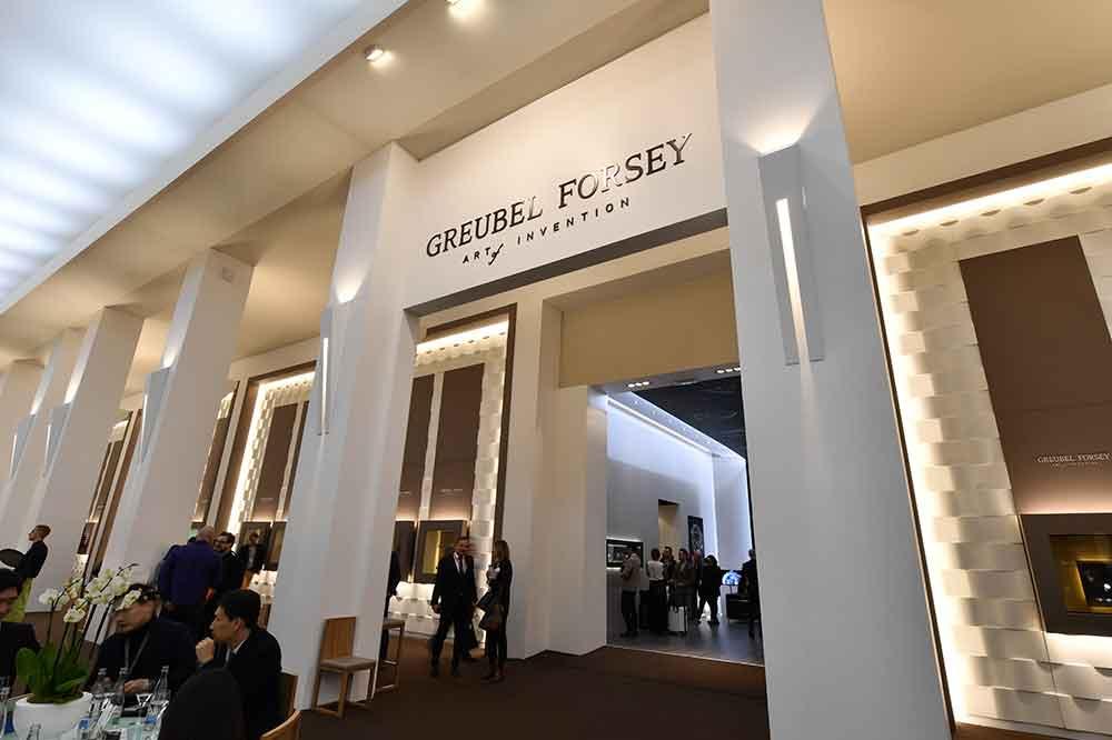 Relojería independiente: Greubel Forsey