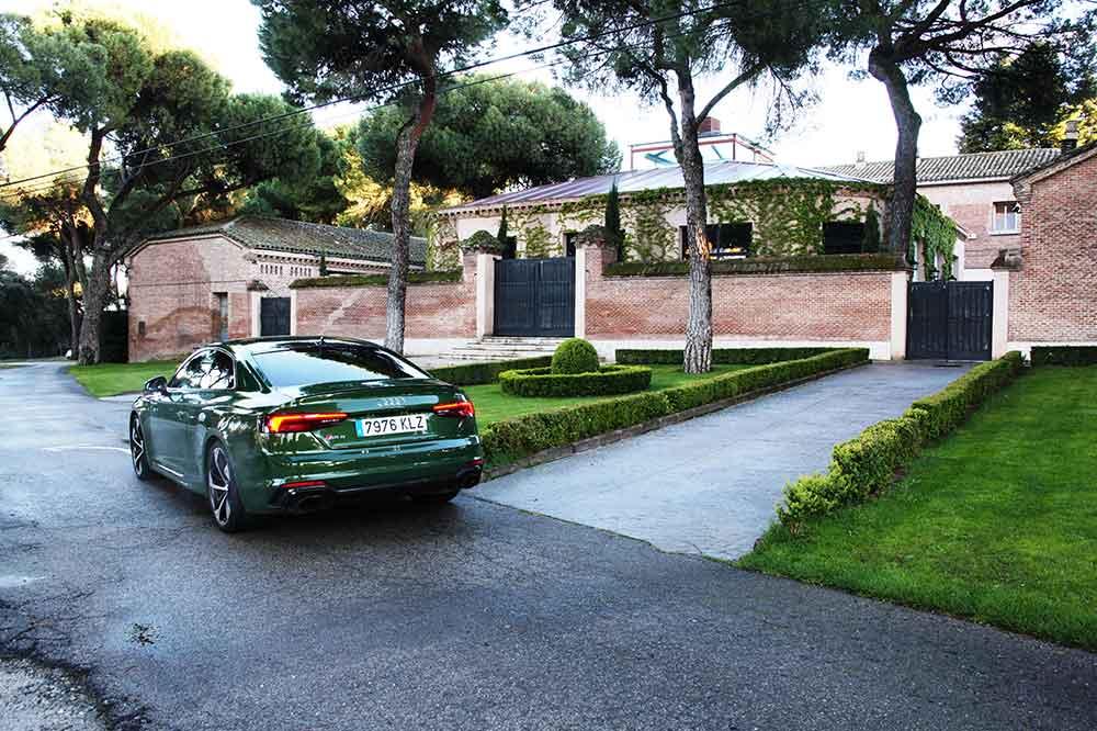 Probamos el Audi RS5
