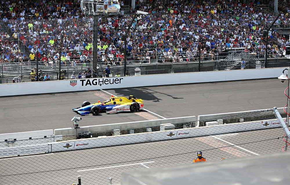 TAG Heuer, 15 años cronometrando la Indy 500