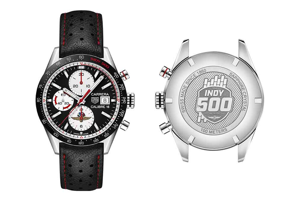 TAG Heuer Carrera Indy 500 Special Edition
