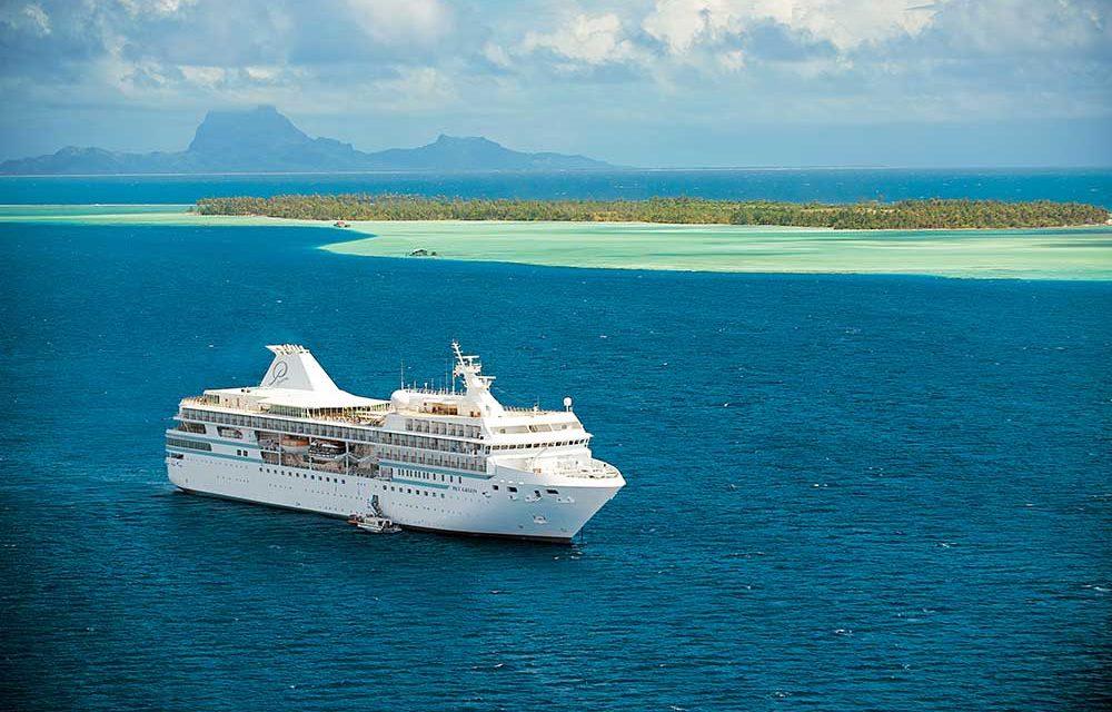 Starclass Cruceros, el paraíso como destino