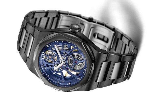 Girard-Perregaux Laureato Skeleton Edición Earth to Sky