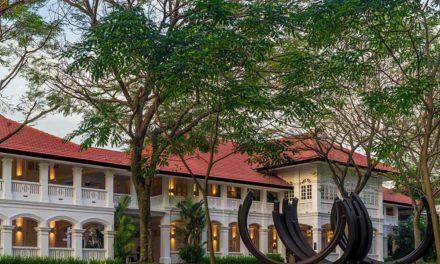 Pequeños placeres: Hotel Capella Singapur