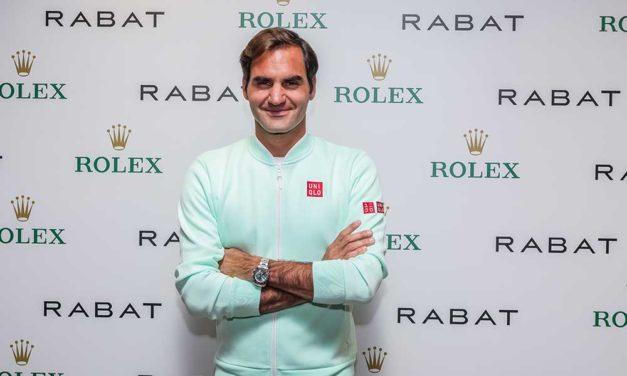 Rolex y Rabat en el Mutua Madrid Open 2019