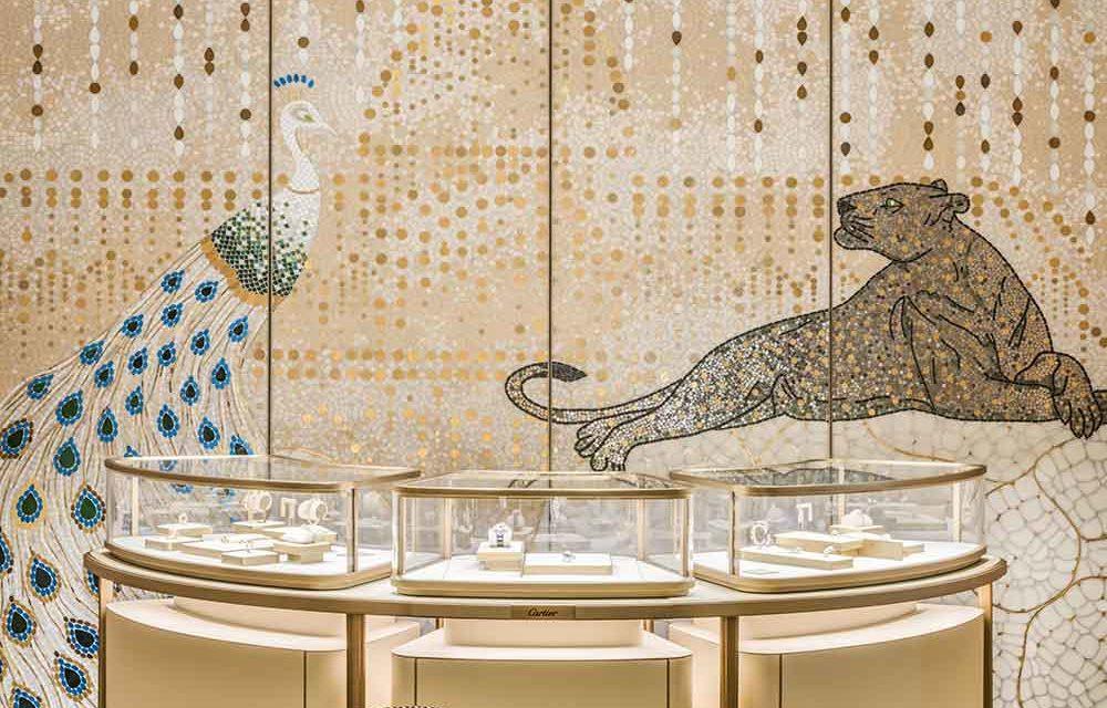 Cartier reinventa su boutique de la calle Serrano