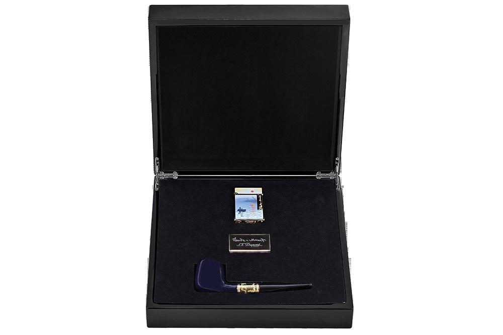 S.T. Dupont Colección Monet, kit de fumador