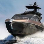 Lexus LY 650, surcando los mares