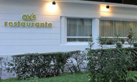 OX's, cocina vasco-navarra en Madrid