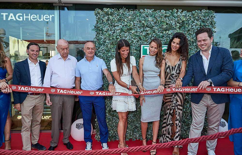 TAG Heuer, nueva boutique en Ibiza
