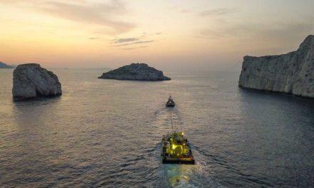 """Blancpain y la expedición Gombessa V """"Planète Méditerranée"""""""