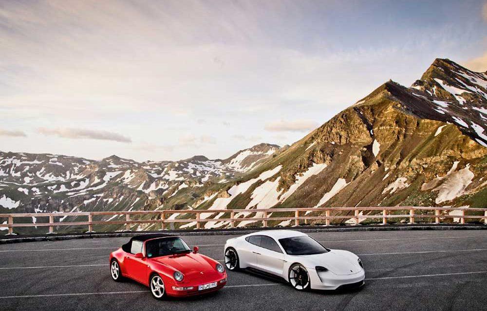 911 Y Taycan: 10 paralelismos entre dos Porsche históricos