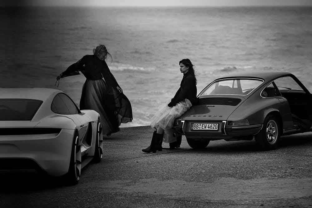 Porsche 911 y Taycan