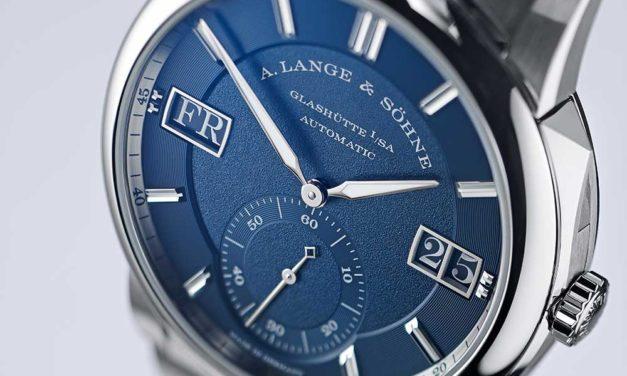 ODYSSEUS: A.Lange & Söhne presenta un nuevo concepto de reloj.