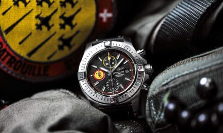 Breitling Avenger Swiss Air Force Team Limited Edition