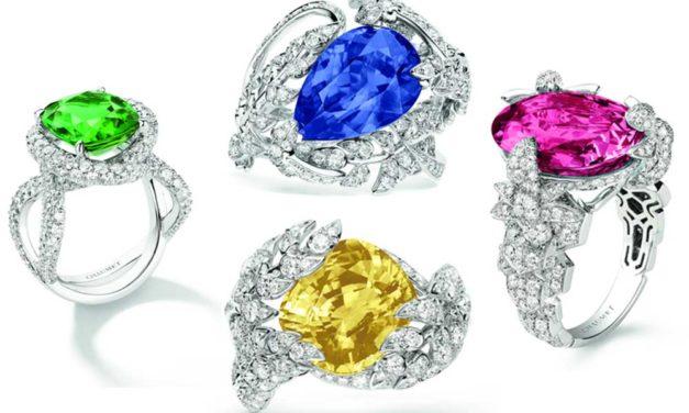 Los anillos de cóctel de Chaumet