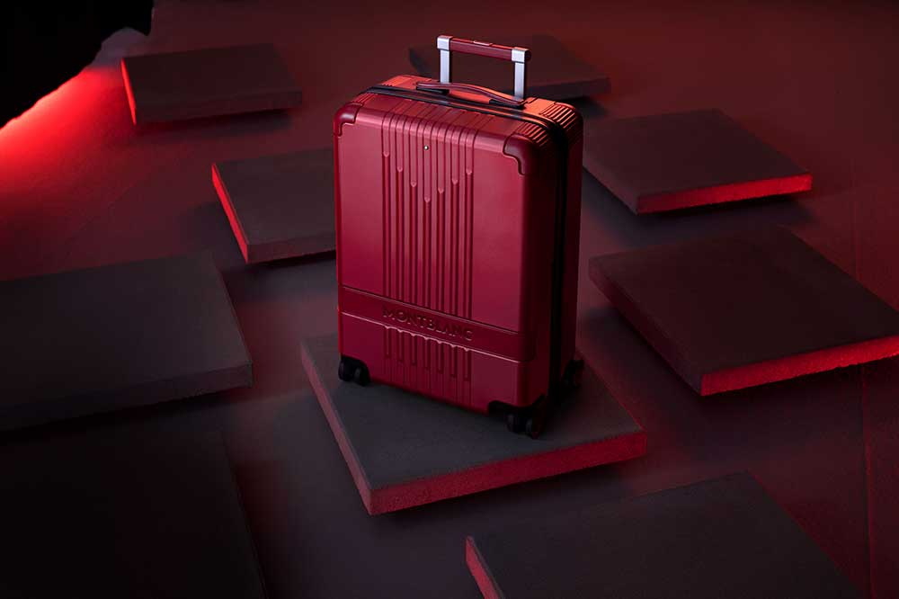 (Montblanc M) RED, Trolley de cabina