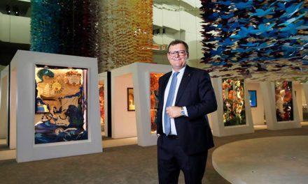 Patek Philippe Watch Art Grand Exhibition: arte y cultura en Singapur