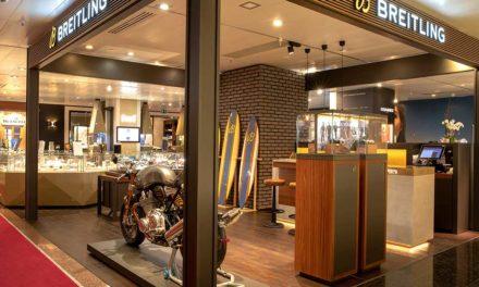 Breitling Iberia abre una Pop Up Store en Madrid