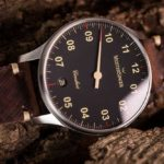 MeisterSinger Circularis Automatic Old Radium