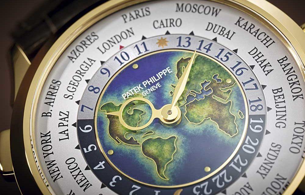 Patek Philippe 5231J, arte en las horas del mundo