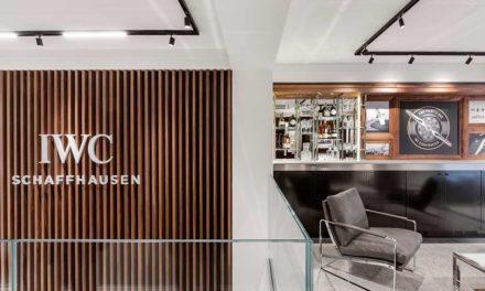 Abre sus puertas la primera boutique IWC a pie de calle en Madrid