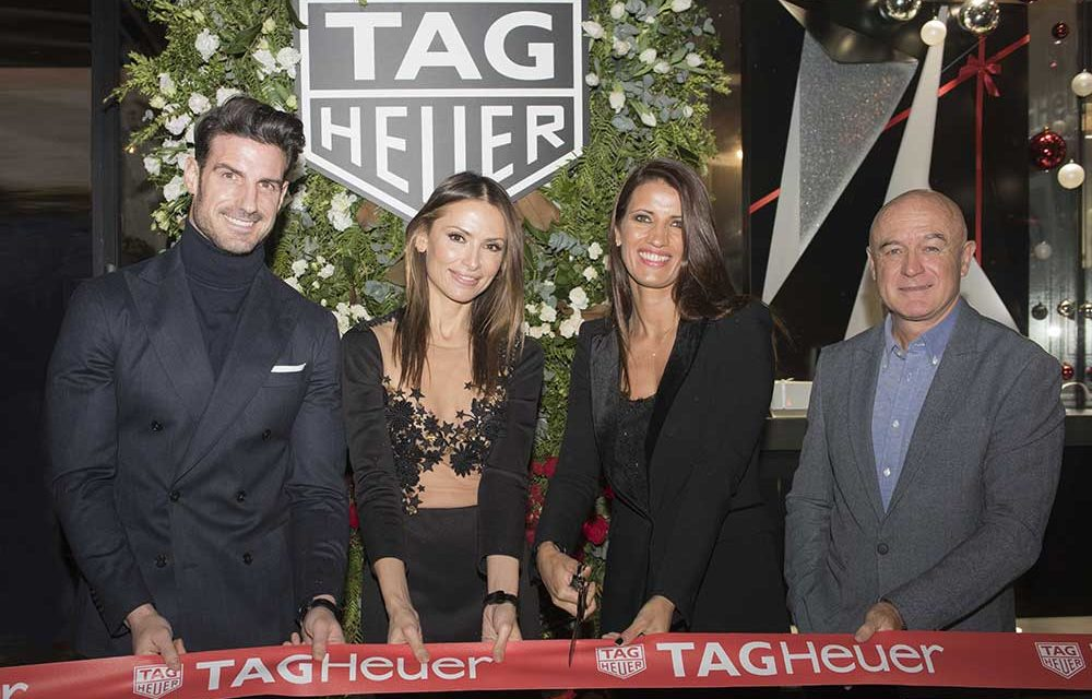 TAG Heuer, nueva boutique en Madrid